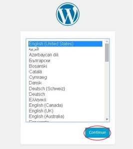 wordpress-installation-step1
